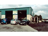 Car Sale /Mechanic/Tyre Garage Business for sale
