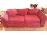 3 seater comtempary style Sofa