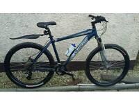 Specialized hardrock 27 speed 19 inch frame mens bike