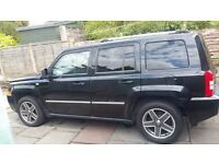 Jeep Patriot CRD Limited 2010 *Low Mileage*Great Condition*