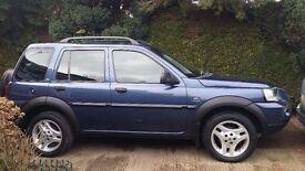Land Rover Freelander 2005 HSE Auto