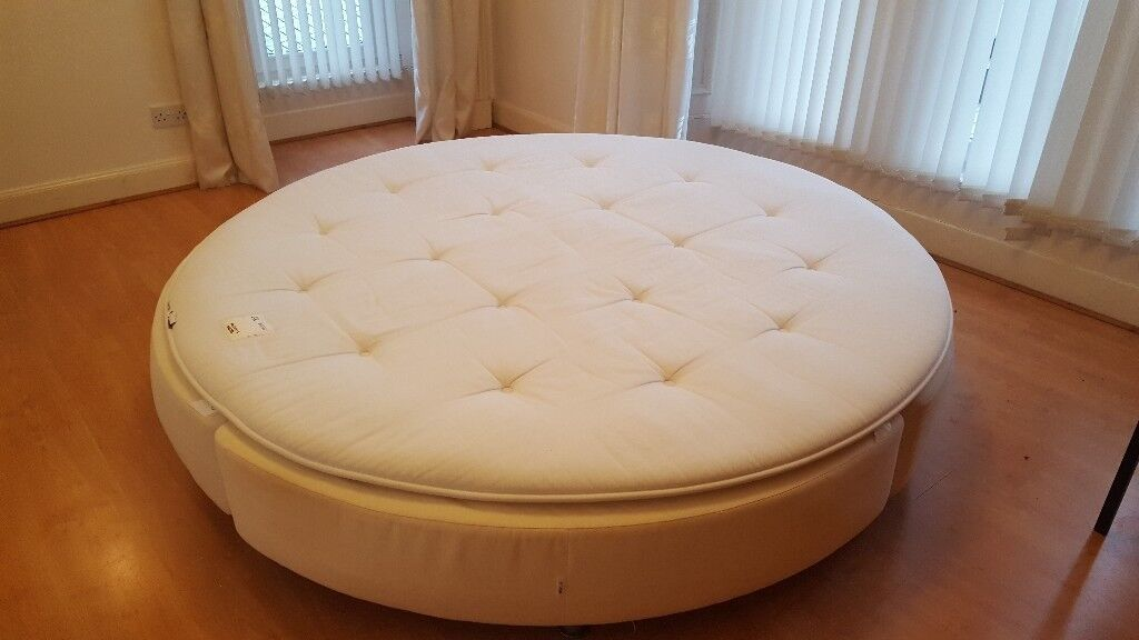 Ikea Sultan Sandane Round Bed In Southside Glasgow