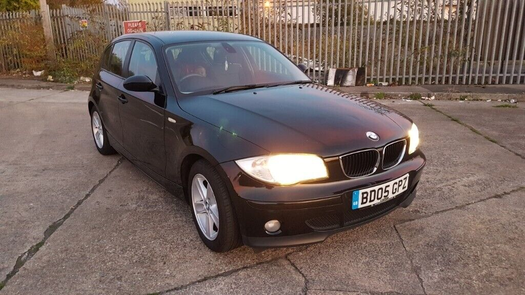 Brand New Mot Black Bmw Series 1 Diesel Special Edition In Old St Mellons Cardiff Gumtree