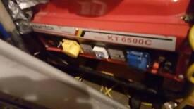 Kraftech generator kt6500c