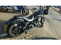 Harley Davidson stage 1 tuning Street Bob special
