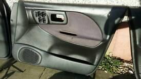 Subaru impreza sti doorcards.