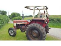 International Harvester Tractor 374