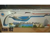 Brand new wii blaster