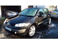 05 Renault Megane for breaking / parts / spares