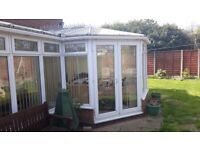 Conservatory P Shape. Buyer must dismantle. for sale  Bedworth, Warwickshire