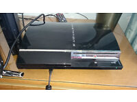 Playstation 3 - PS3 (60gb) backwards compatible with ps2 games
