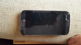 Samsung Galaxy s4 black