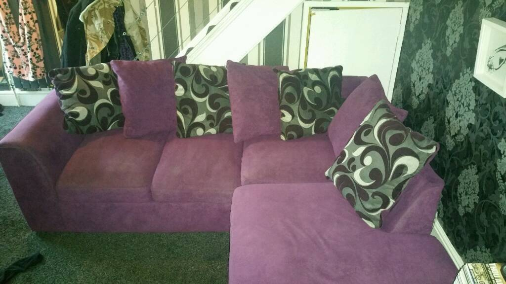 Corner sofas (two)