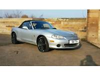 53 plate Mazda MX-5 1.8l Angel's Special Edition