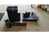 Sony Bdv280 Blu-ray and surround sound