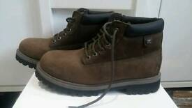 Skechers sergeant boots size 12