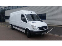 Mercedes-Benz Sprinter LWB 313 cdi - ENGINE FROM MERCEDES 2014 - 67 000 miles - on warranty