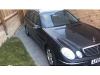 Mercedes e270cdi estate auto 7 seater