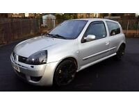 **BARGAIN** Clio 182**Ideal Track Car**MOT JULY**Powerflow Exhaust/HIDs**Good Driver** P/X Welcome