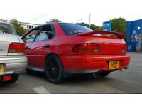 Subaru impreza wrx import version 1