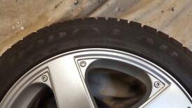 "VW golf Mk 4 17""Santa Monica alloys / wheels. Refurbished"