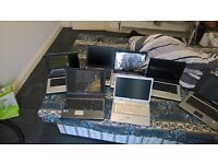 7 spares and repairs laptops for sale