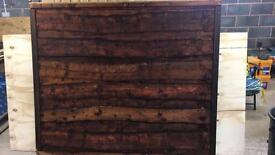 🏅New Brown Wayneylap Fence Panels > Excellent Quality < New > Pressure Treated