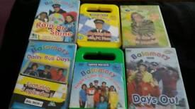 Balamory dvds