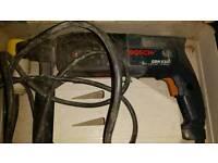 Bosch sds 110v drill gbh2se