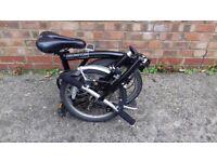 Brompton Bike S2L, excellent condition, one owner, original shop receipt
