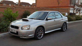 2006/06 Subaru Impreza 2.0 WRX STI Type UK Widetrack DCCD + GENUINE DCCD + 6 SPEED + BBS+