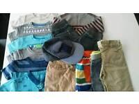 Boy's clothing bundle size 18-24 months