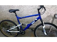 mountain bikes for sale, serviced only £40 no offers taken Throsk