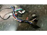 Audi connects 2 wiring harness