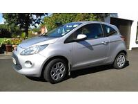 Ford Ka - 41k miles - '09 - mot'd May 2017 - £30 tax - 1 lady owner, immaculate inside and out