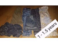 ***girls clothes 1-1.5/1.5-2 years