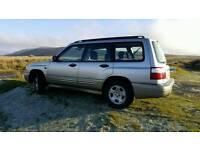 Subaru Forester X reg 2000 AWD