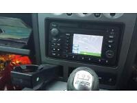 Ford Mondeo MK3 sat nav CD player