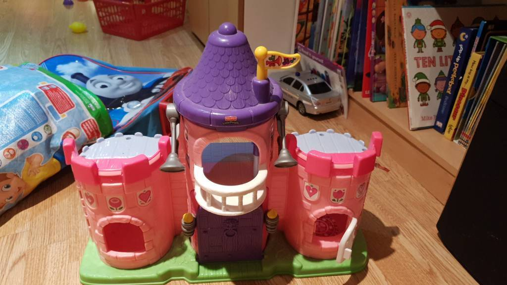 fisher price little people castle in waterlooville hampshire