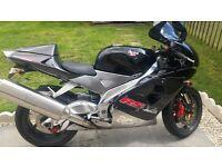 aprilia rsv mille motorcycle