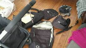 Bugaboo Frog with Maxicosy brackets included excellent condition