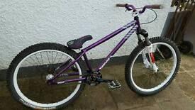 """Spank 24"""" jump bike"""