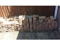 Free bricks and lintel