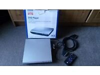 DVD PLAYER - NEW IN BOX