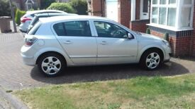 Vauxhall astra 1.4 club