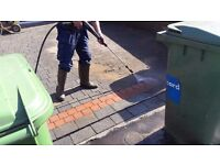 driveway & patio high pressure washing service block paving from £3.00 PER SQM patios from £2.50sqm