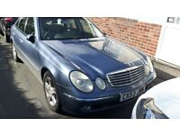 2003 Mercedes E320CDI Immaculate Condition Throughout