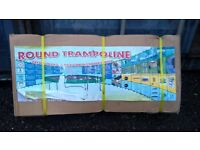 BRAND NEW TUV 6FT HEAVY DUTY TRAMPOLINE AND ENCLOSURE