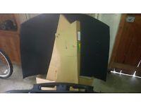 Rover 200 99-2000 wings bonnet front bumper