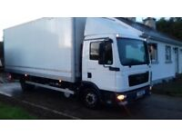 man iveco daf horsebox recovery truck